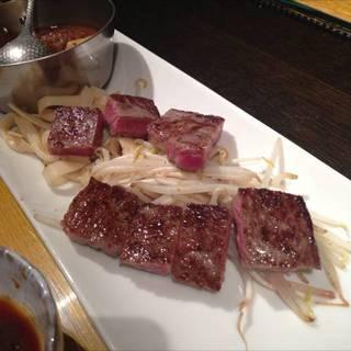 和牛サーロイン小角ステーキ