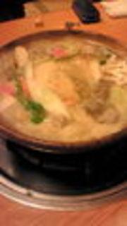 ちゃんこ(味噌味)