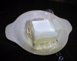 オリジナルレアチーズケーキ