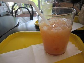 ピンクグレープフルーツジュース