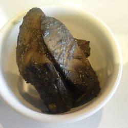 ランチ小鉢(牛蒡とサツマイモの黒ゴマあえ)