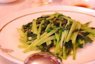 野菜の香り炒め
