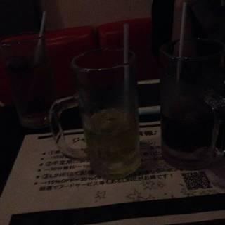 緑茶(ホットorアイス)