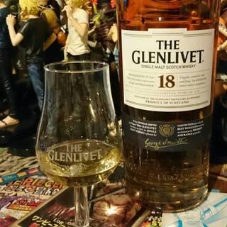 グレンリベット18年