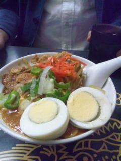 五目味噌タンメン