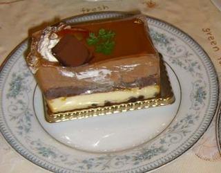キャラメルショコラオランジェ