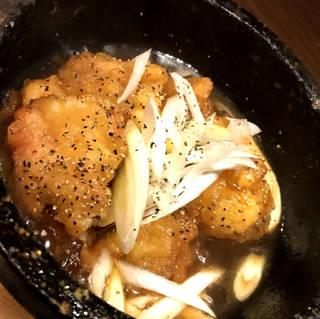 石焼き油淋鶏