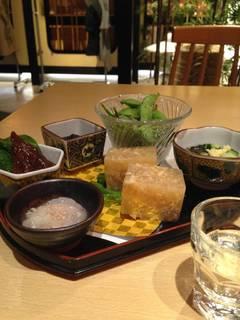 金沢前菜盛り合わせ