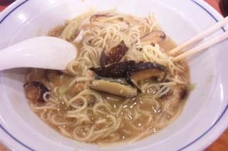 椎茸ラーメン