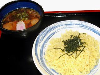 喜多方つけ麺(温冷両方あります)