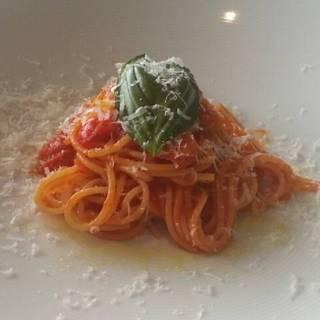フレッシュトマトのスパゲッティーニ