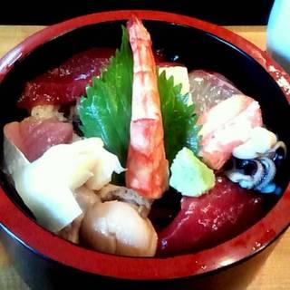 ランチ 海鮮丼