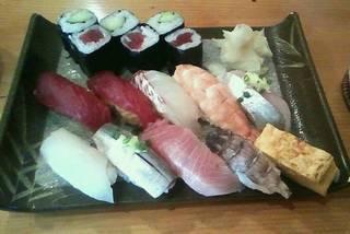 ランチ にぎり寿司
