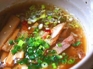 大江戸煎酒つけ麺