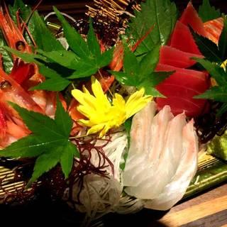 日本海の甘エビ (5本)