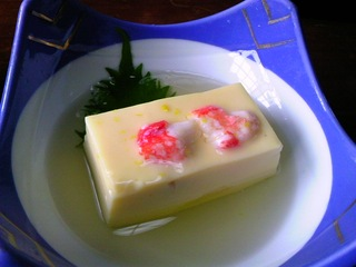 本タラバかに豆腐