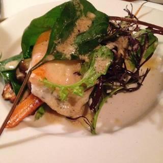季節野菜のグリル バーニャカウダソース