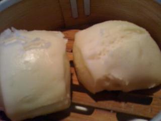 自家製蒸しパン