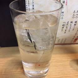 焼酎水割り