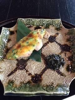 鰆菜種焼き