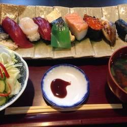 すしと日本料理 ぎんざ