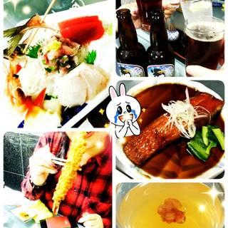 1日限定5組!金目鯛の塩焼・刺身・海老フライセット【WEB予約限定】