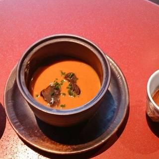 オマール海老の茶碗蒸し