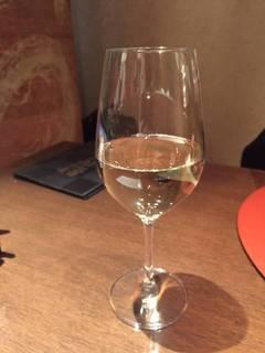 フリードリンクの白ワイン