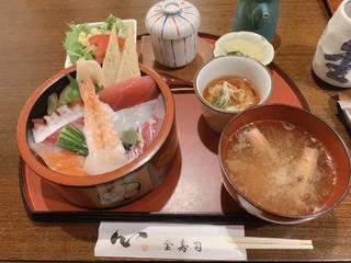 ちらし寿司御膳