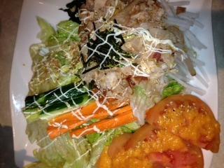 豊田屋サラダ