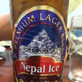 ネパールアイス