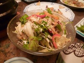 チョレギサラダ