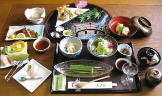 本格懐石湯波料理(女峰)