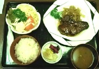 牛ヒレステーキ定食