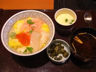 日替わり海鮮丼 木曜日