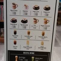 [カフェ]THE 3RD CAFE by Standard Coffee 品川店