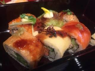 ロール寿司6種