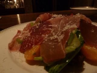 プロシュートのサラダ