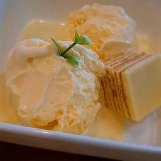 アイスクリーム(バニラ)