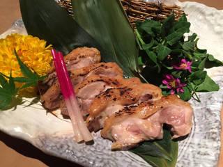 若鶏の西京味噌焼き