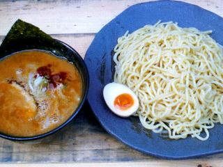 濃厚味噌つけ麺(中)