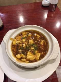 特製コク旨麻婆豆腐