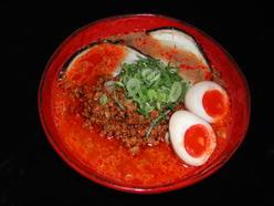 スペシャル担担麺
