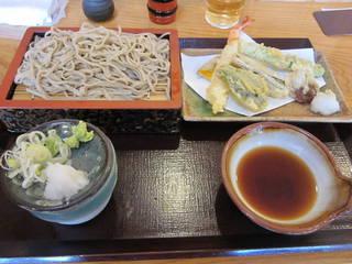 縄文天ぷらセット