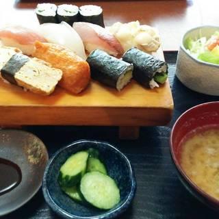 寿司ランチ(にぎり)