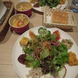 HATAKEの野菜スペシャルランチセット