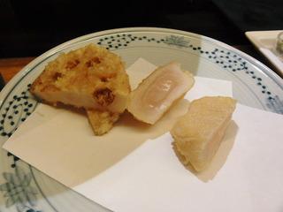 殻付帆立貝