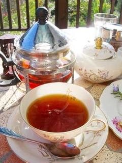 ルイーズ紅茶