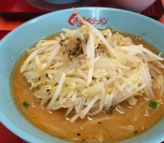 味噌モヤシラーメン+モヤシトッピング
