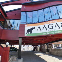 アジアンダイニング AAGAN